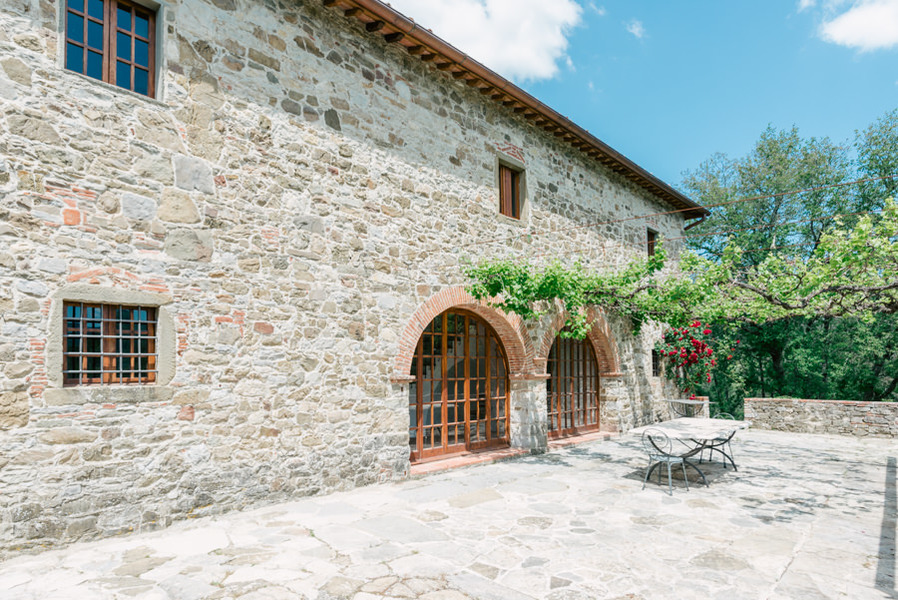 08-luciano cortigiani-27 - Country houses GAIOLE IN CHIANTI (SI) RIETINE