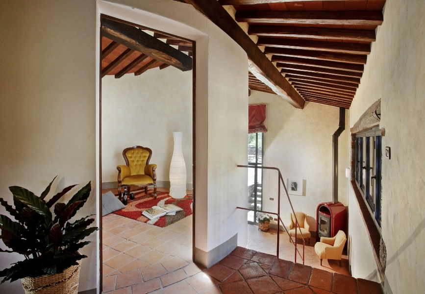 23e - Country houses GAIOLE IN CHIANTI (SI) RIETINE
