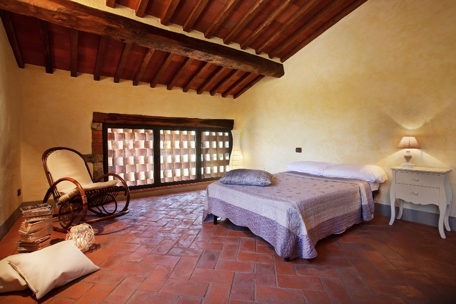 24g - Country houses GAIOLE IN CHIANTI (SI) RIETINE