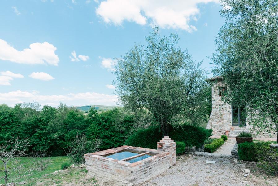36-luciano cortigiani-30 - Country houses GAIOLE IN CHIANTI (SI) RIETINE