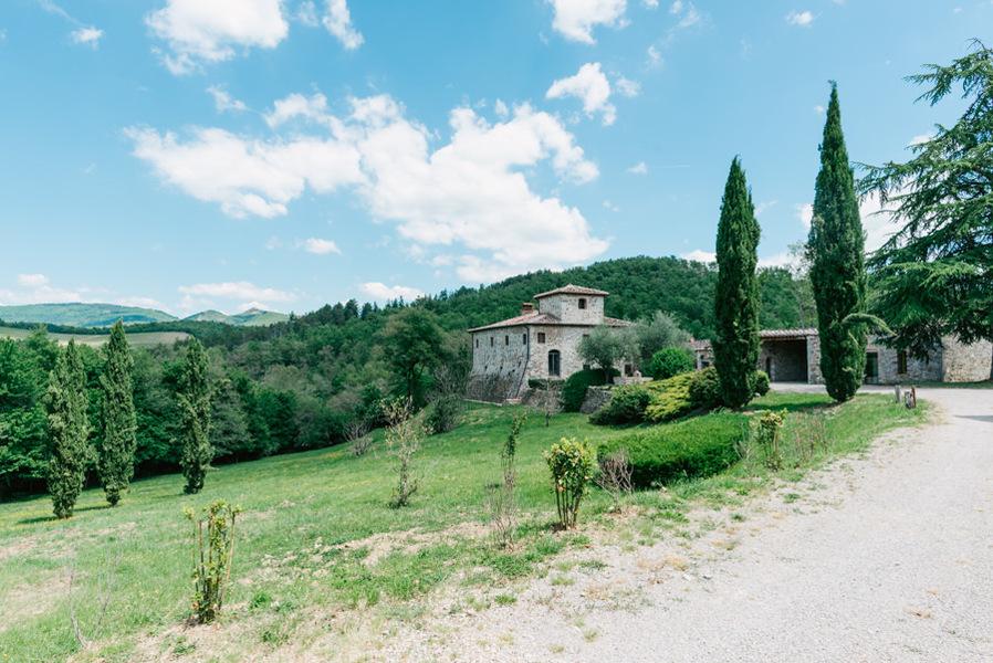 37-luciano cortigiani-35 - Country houses GAIOLE IN CHIANTI (SI) RIETINE