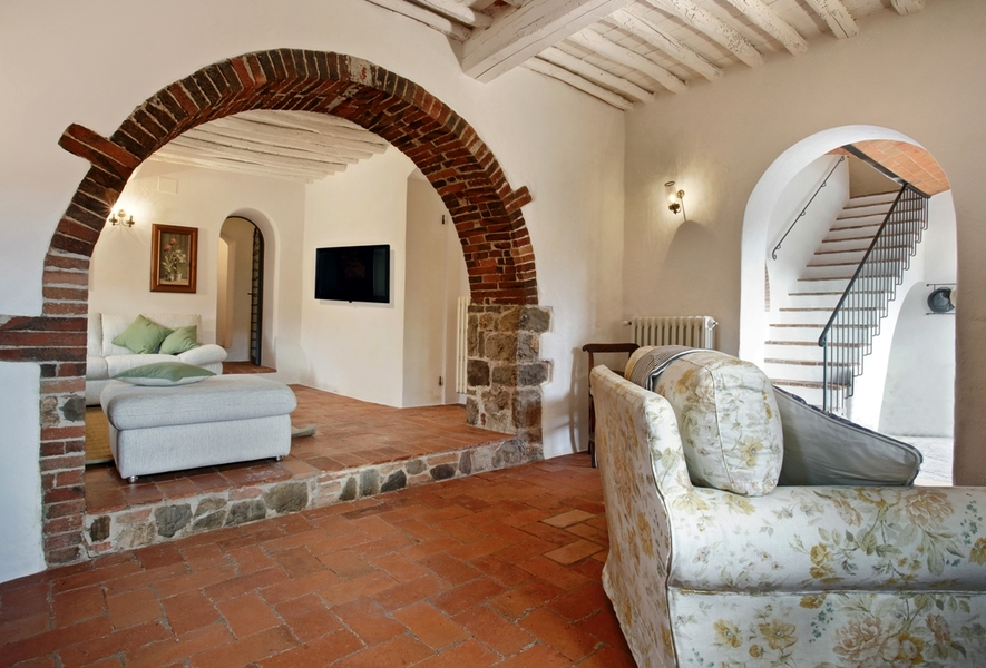 23a - Country houses GAIOLE IN CHIANTI (SI) RIETINE