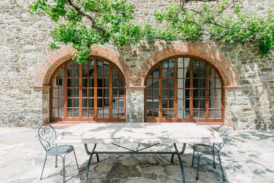 10-luciano cortigiani-25 - Country houses GAIOLE IN CHIANTI (SI) RIETINE