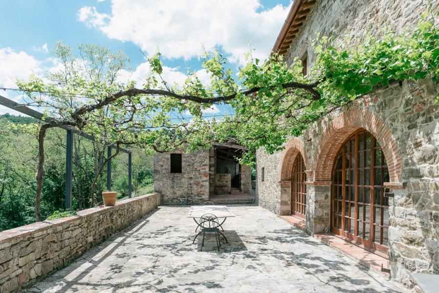 07-luciano cortigiani-23 - Country houses GAIOLE IN CHIANTI (SI) RIETINE