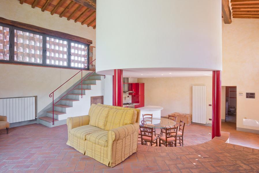 18-luciano cortigiani-1 - Country houses GAIOLE IN CHIANTI (SI) RIETINE