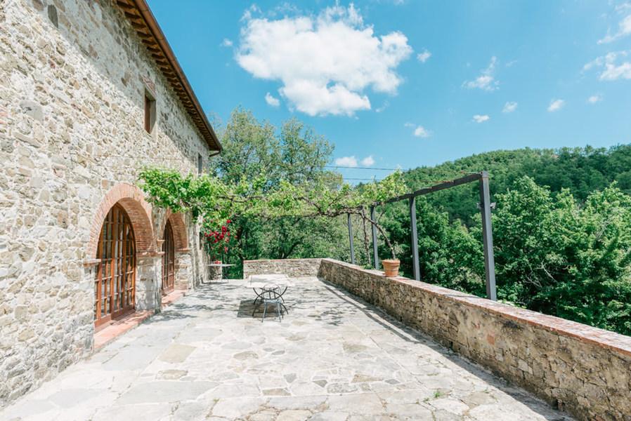 09-luciano cortigiani-26 - Country houses GAIOLE IN CHIANTI (SI) RIETINE