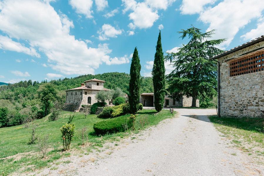 02-luciano cortigiani-37 - Country houses GAIOLE IN CHIANTI (SI) RIETINE
