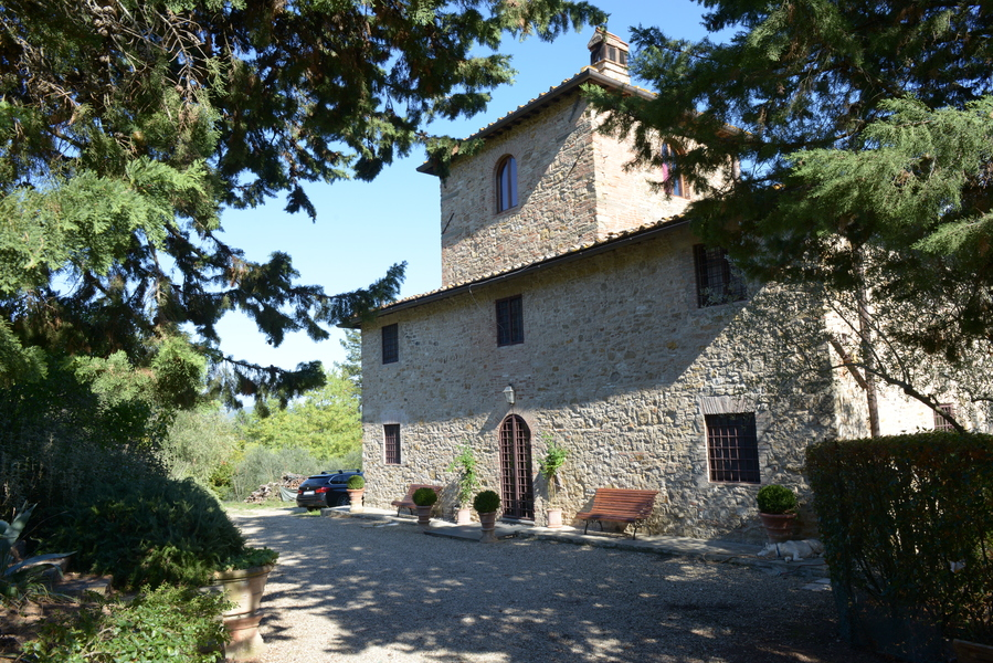 15 - Country houses IMPRUNETA (FI) MEZZOMONTE