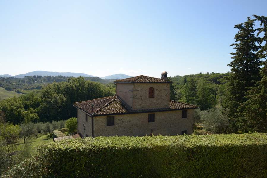 08 - Country houses IMPRUNETA (FI) MEZZOMONTE