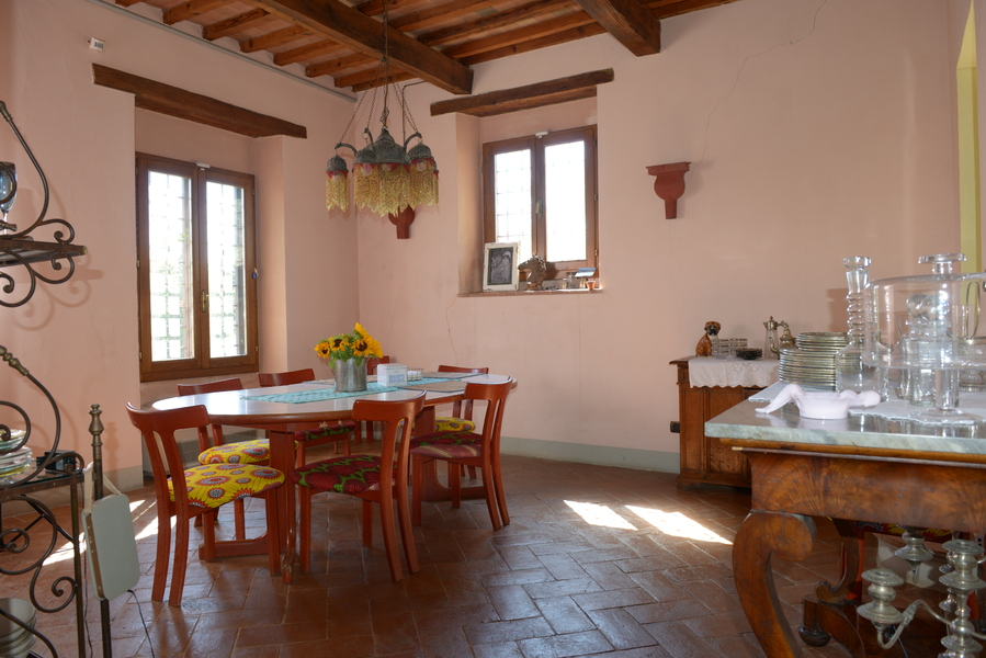 28 - Country houses IMPRUNETA (FI) MEZZOMONTE
