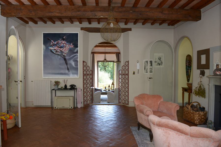 39 - Country houses IMPRUNETA (FI) MEZZOMONTE