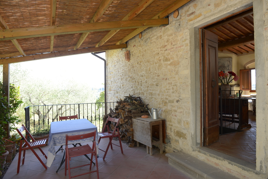 17 - Country houses IMPRUNETA (FI) MEZZOMONTE