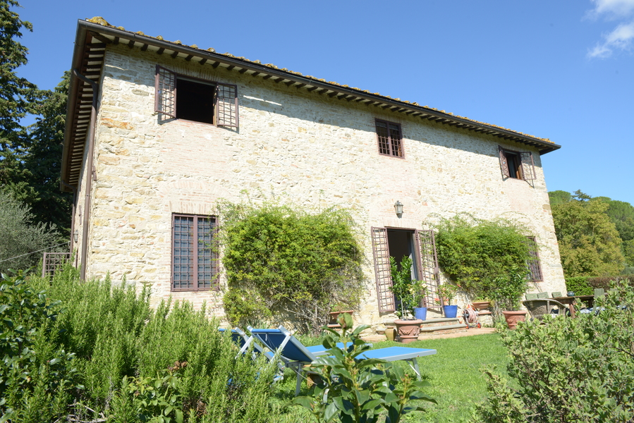 13 - Country houses IMPRUNETA (FI) MEZZOMONTE
