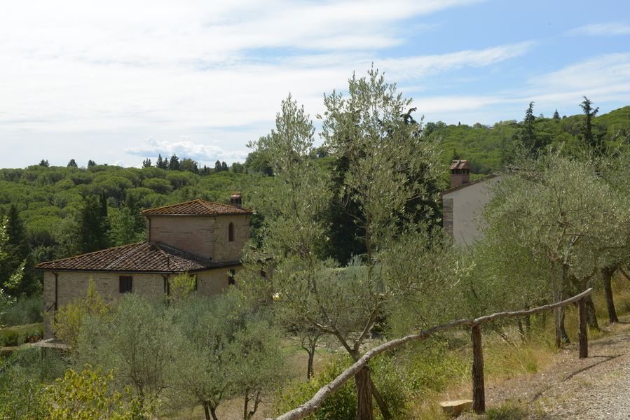 07 - Country houses IMPRUNETA (FI) MEZZOMONTE