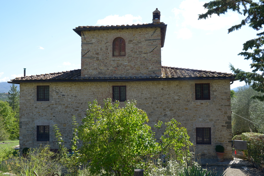 10 - Country houses IMPRUNETA (FI) MEZZOMONTE