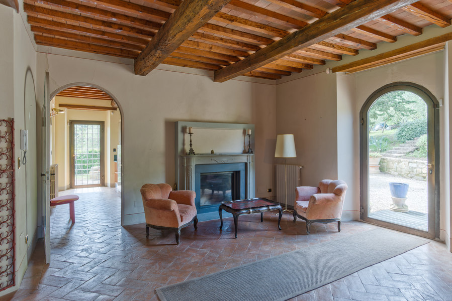 18 - Country houses IMPRUNETA (FI) MEZZOMONTE