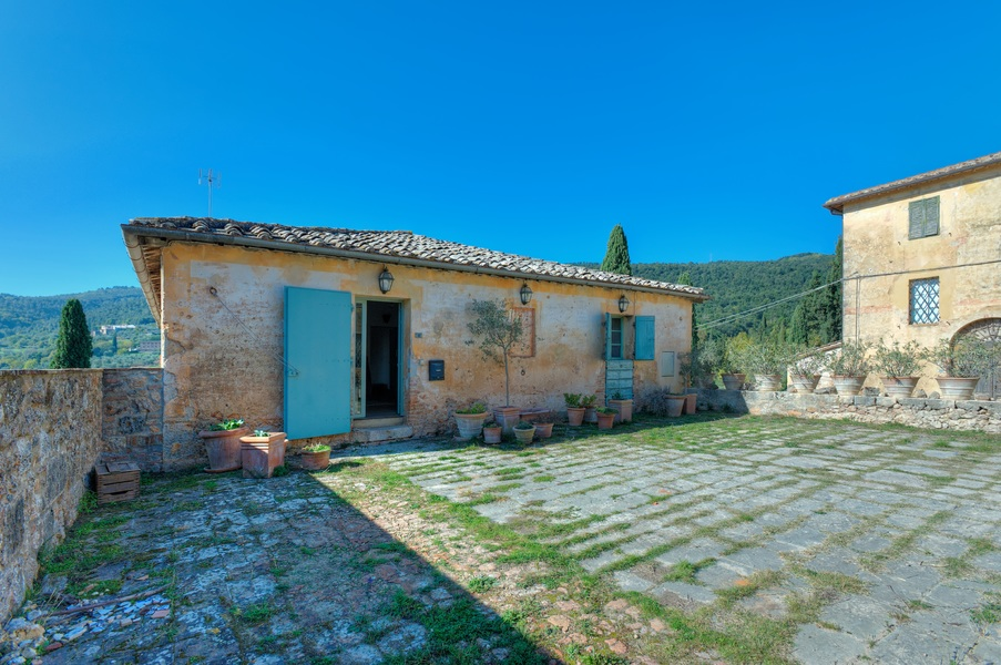 sovicille (02) - Country houses SOVICILLE (SI) ANCAIANO