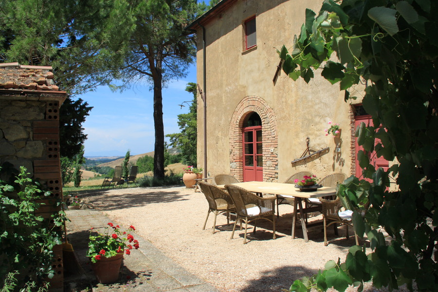 04 - Country houses VOLTERRA (PI) MAZZOLLA
