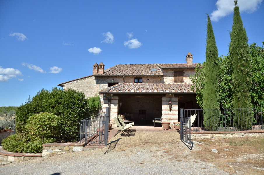 01 adine_301 - Country houses GAIOLE IN CHIANTI (SI) ADINE