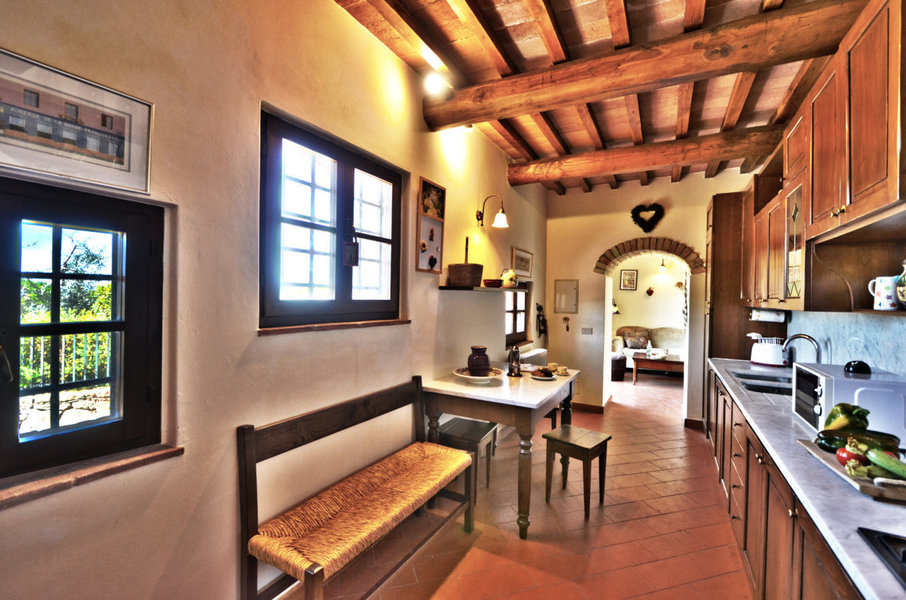 20a adine_323 - Country houses GAIOLE IN CHIANTI (SI) ADINE