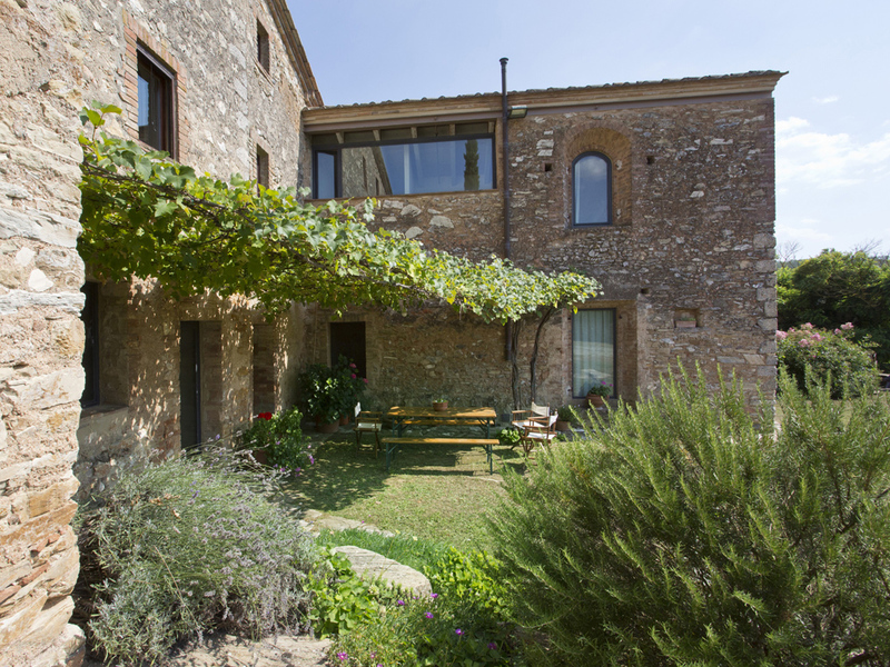 12 - Country houses SOVICILLE (SI)