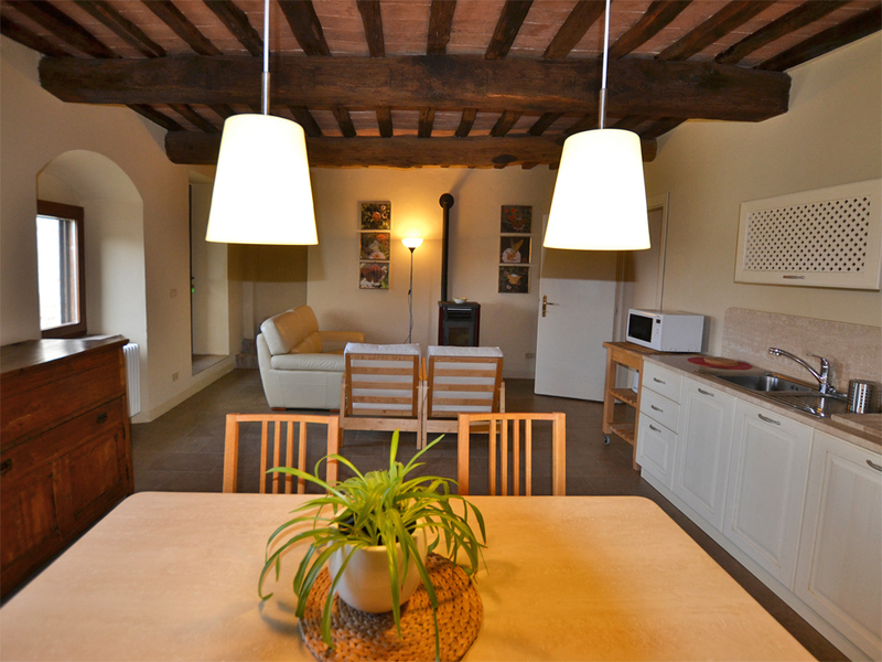16 - Country houses SOVICILLE (SI)