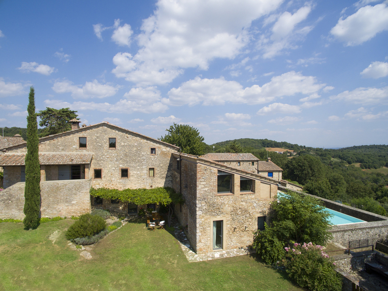 06 - Country houses SOVICILLE (SI)