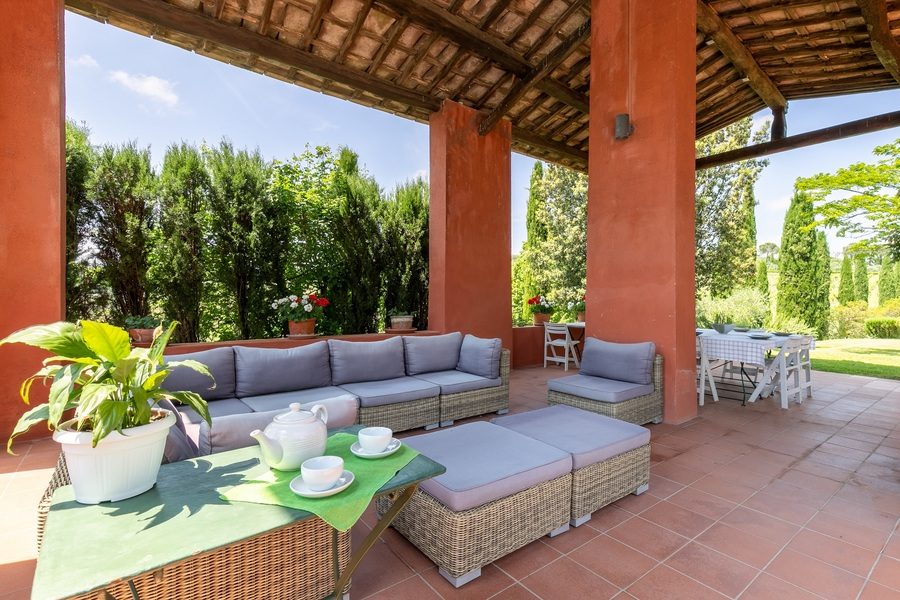 12 - Country houses CERTALDO (FI)