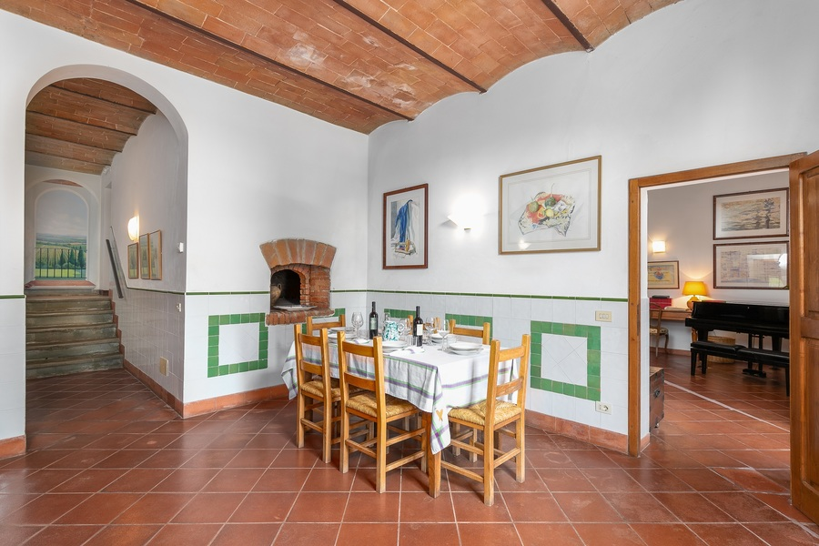 16 - Country houses CERTALDO (FI)