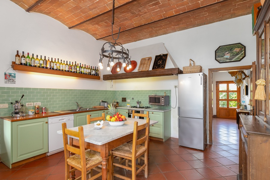 14 - Country houses CERTALDO (FI)