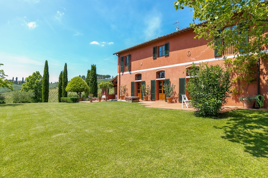 11 - Country houses CERTALDO (FI)