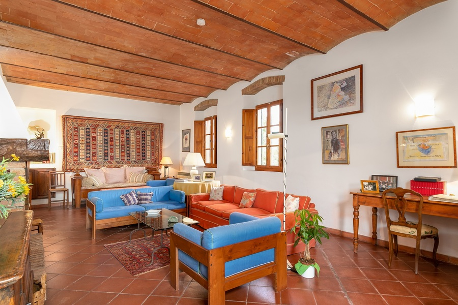 17 - Country houses CERTALDO (FI)