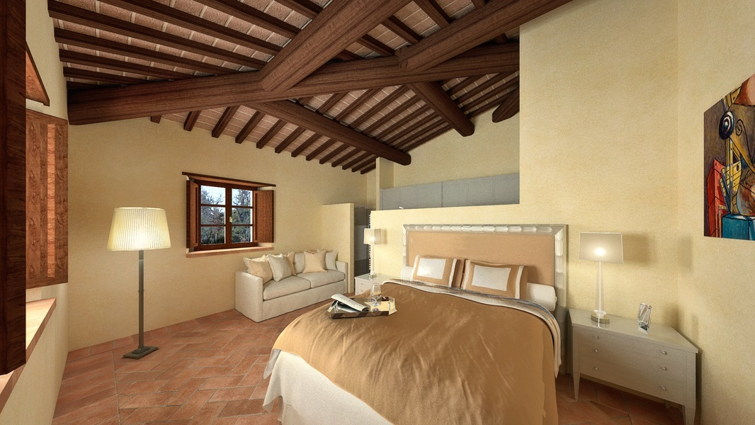 20 - Properties for development GAIOLE IN CHIANTI (SI)
