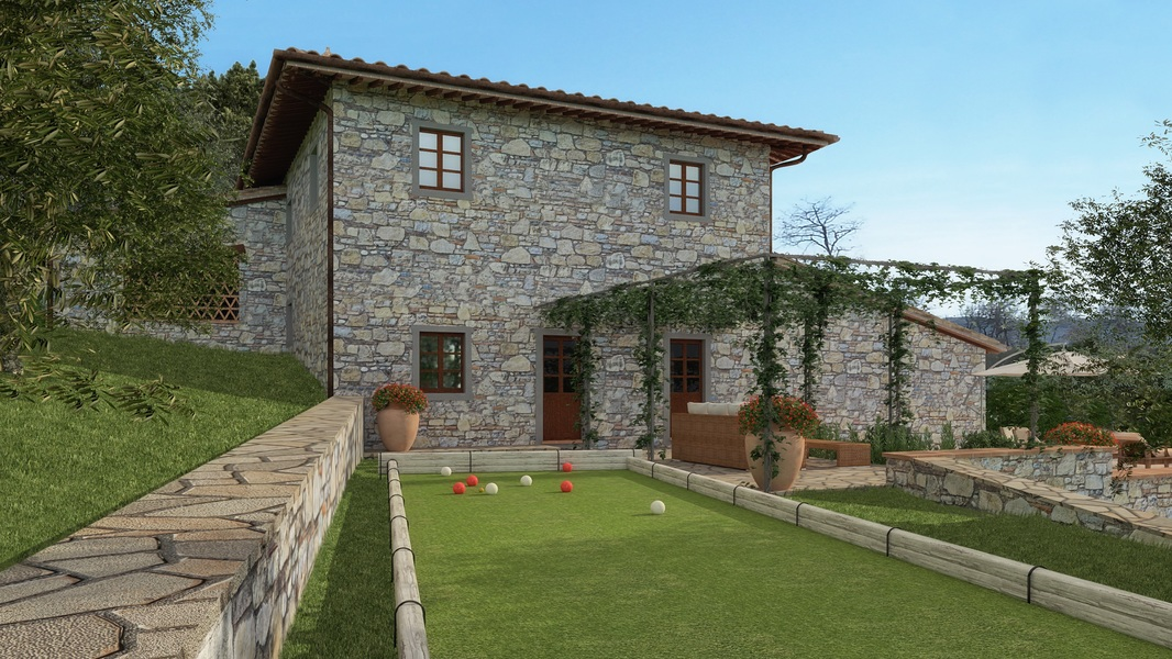08 - Properties for development GAIOLE IN CHIANTI (SI)