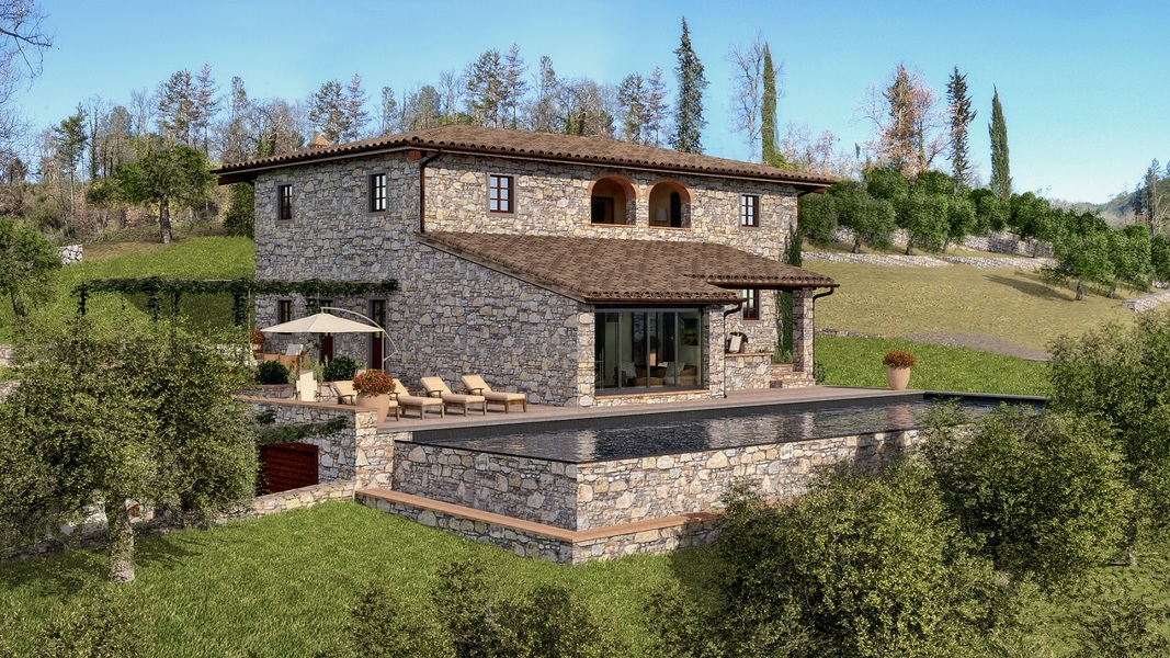 03 - Properties for development GAIOLE IN CHIANTI (SI)