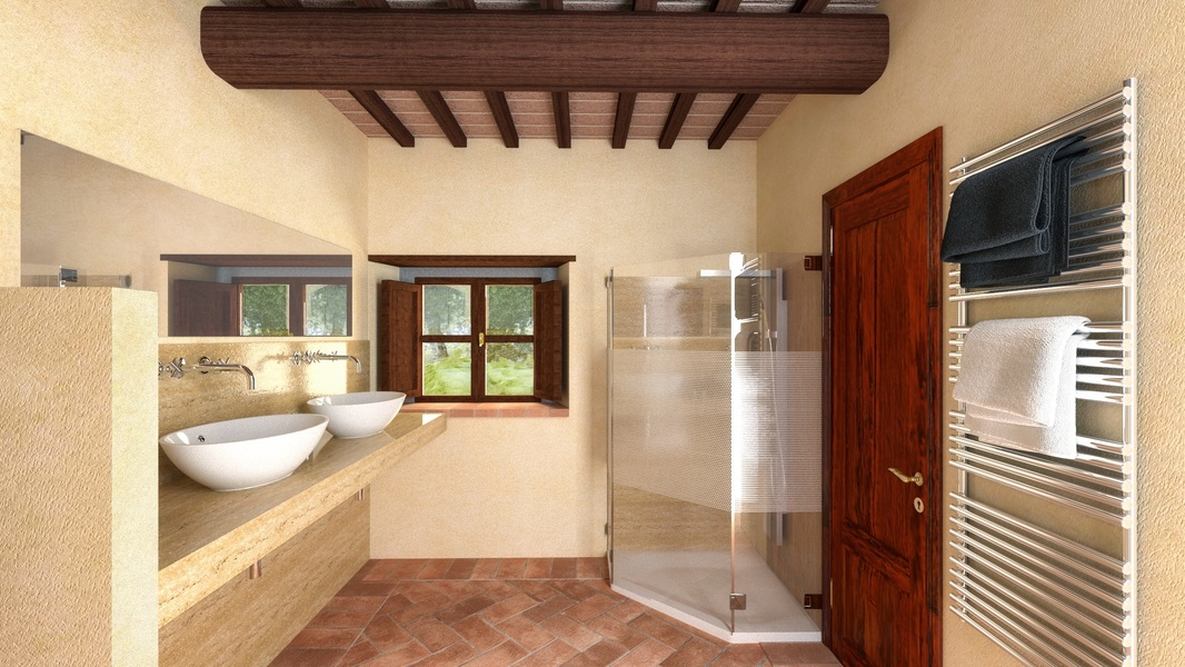 22 - Properties for development GAIOLE IN CHIANTI (SI)
