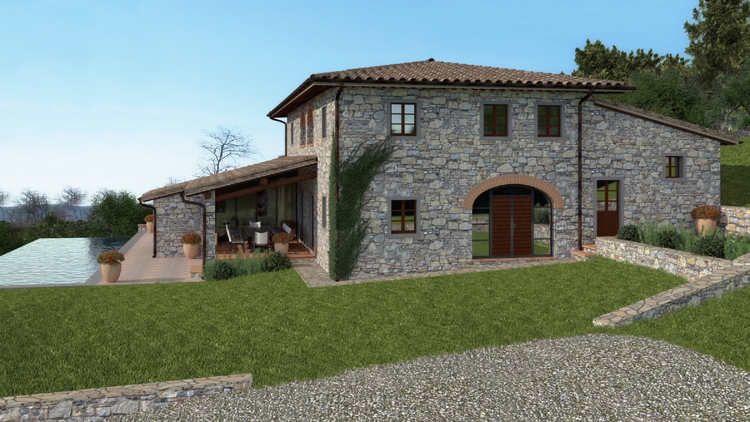 07 - Properties for development GAIOLE IN CHIANTI (SI)
