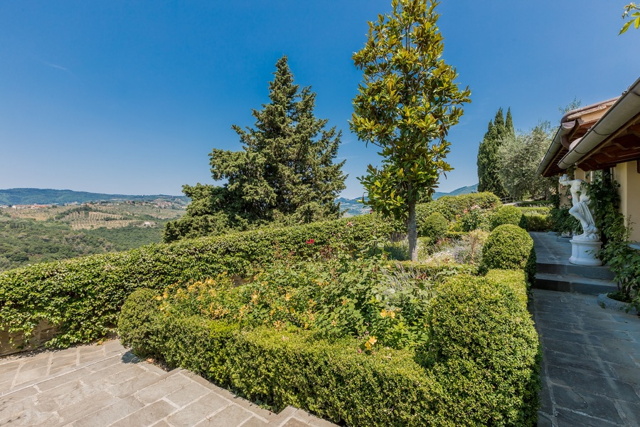 10 - Villas and castles FIESOLE (FI)