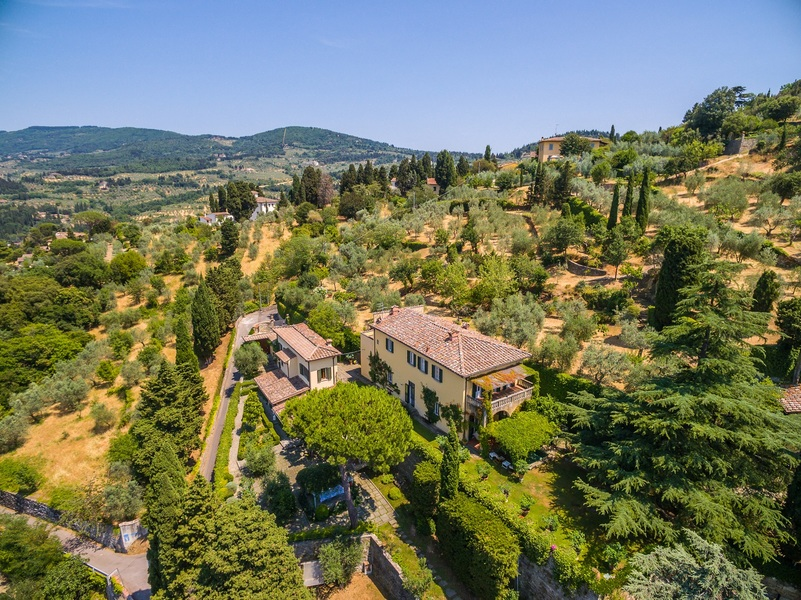 06 - Villas and castles FIESOLE (FI)