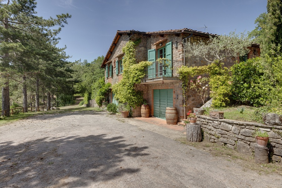 23 sant antonio 01 - Country houses GREVE IN CHIANTI (FI)