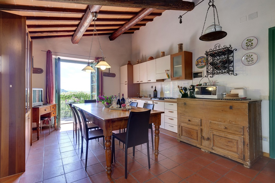 31 sant antonio 08 - Country houses GREVE IN CHIANTI (FI)