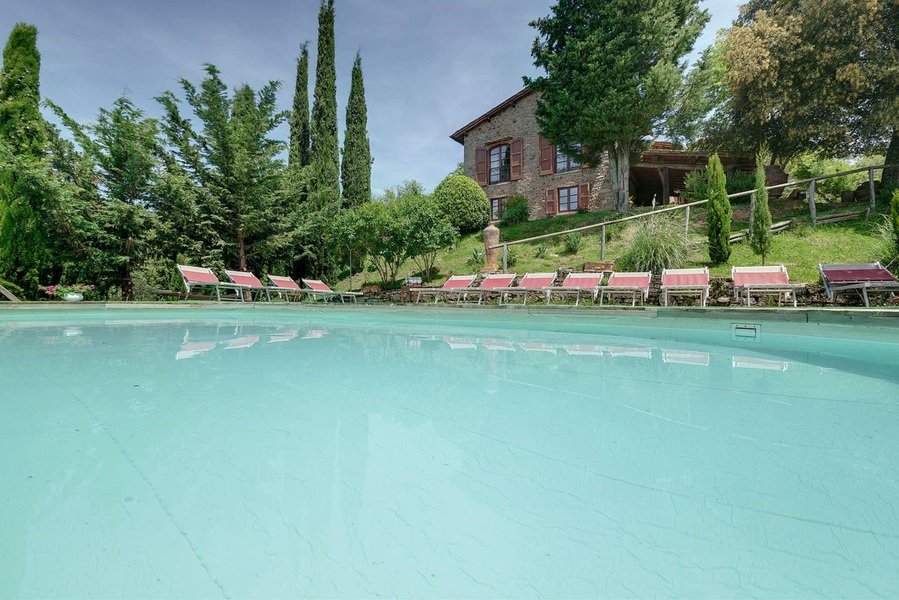02 santa margherita 1 - Country houses GREVE IN CHIANTI (FI)