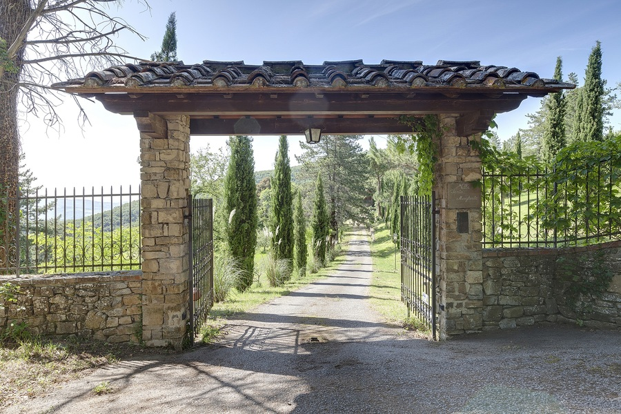 35 santa margherita 21 - Country houses GREVE IN CHIANTI (FI)