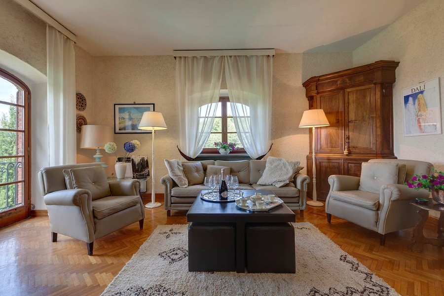 15 santa margherita 4. - Country houses GREVE IN CHIANTI (FI)