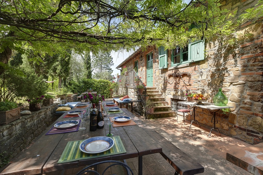 25 sant antonio 02 - Country houses GREVE IN CHIANTI (FI)