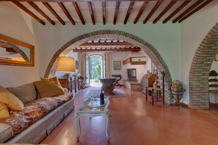 10 santa margherita 5 - Country houses GREVE IN CHIANTI (FI)