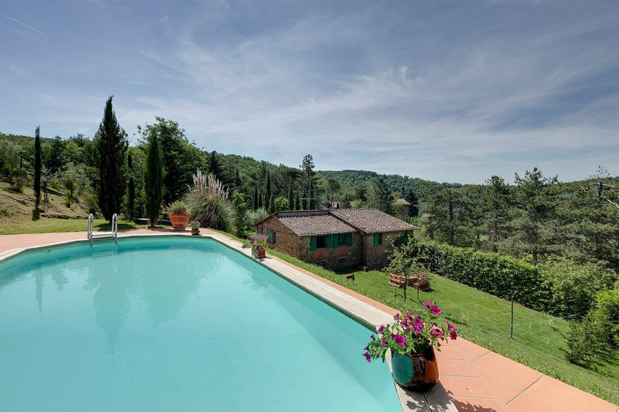 27 sant'antonio 1 - Country houses GREVE IN CHIANTI (FI)