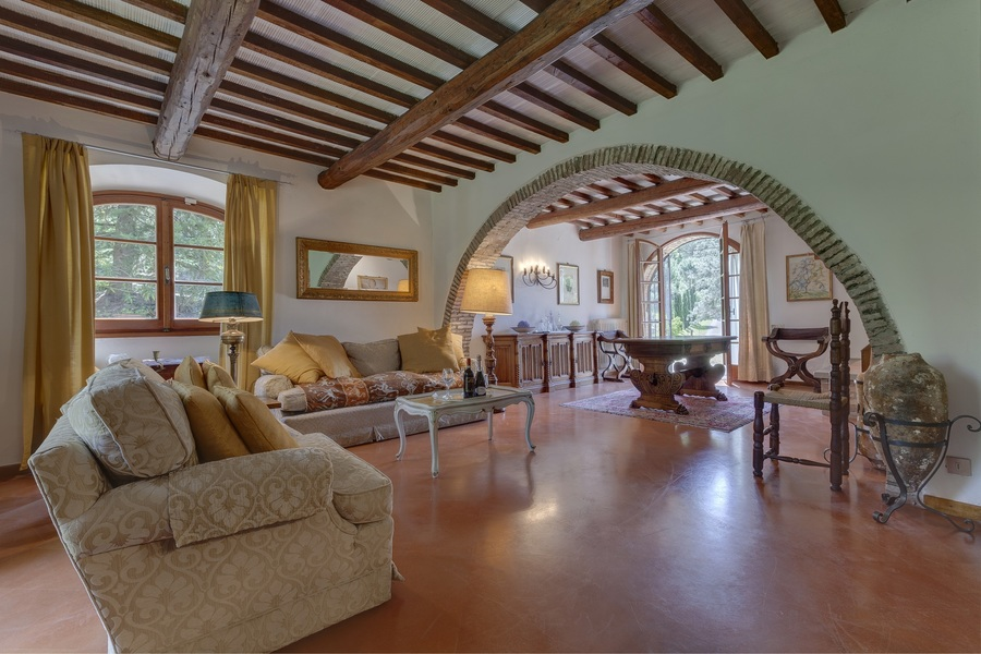 11 santa margherita 25 - Country houses GREVE IN CHIANTI (FI)