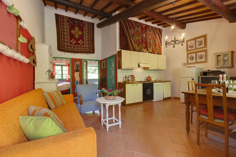 29 sant antonio 09 - Country houses GREVE IN CHIANTI (FI)