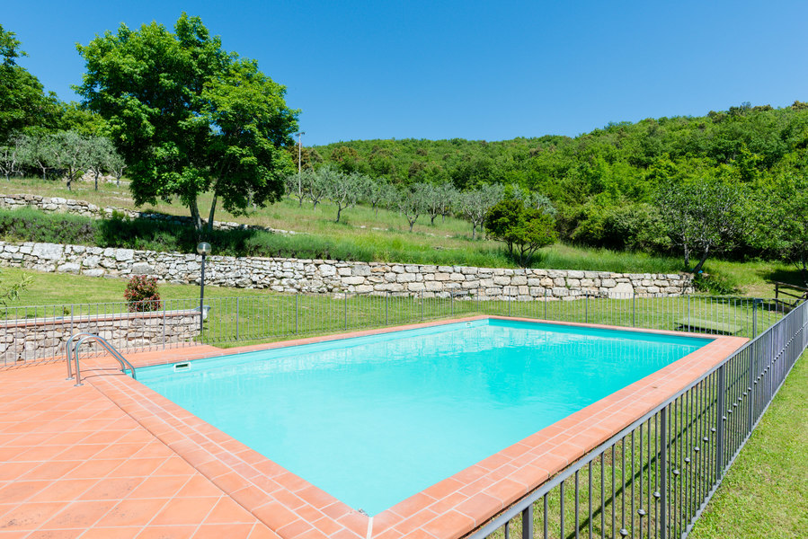 14 - Country houses CASTELLINA IN CHIANTI (SI) MASSETO